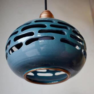 Керамічний абажур
