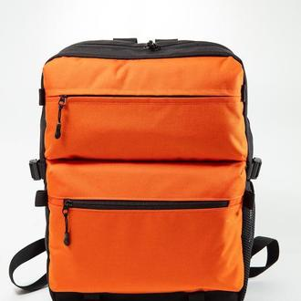 Городской рюкзак Kona Kilo Black/Orange