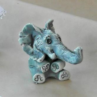 Слон интерьерный Фигурка слоника