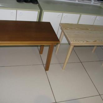 Столы детские деревянные