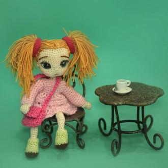 Каркасная куколка Кристинка
