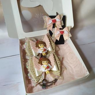 Набор бантиков для девочек