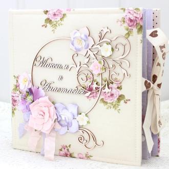Свадебный фотоальбом  , подарок на свадьбу