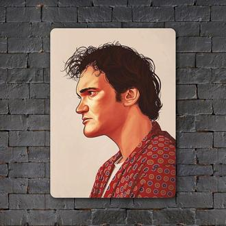 Постер (картина) табличка — Tarantino