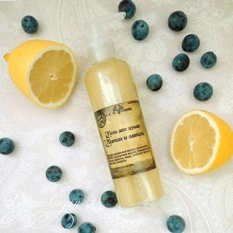Гель для душа «Лимон и Ваниль»