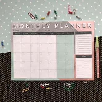 Планнинг на месяц на магните