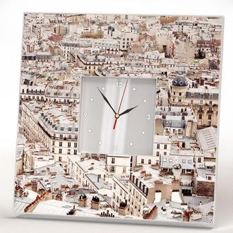 "Необычные настенные часы ""Париж"""