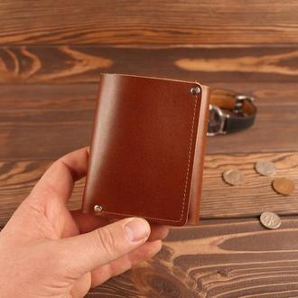 Портмоне кошелек гаманець натуральная кожа