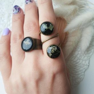 кольцо универсальное безразмерное
