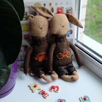 Медведи и зайцы