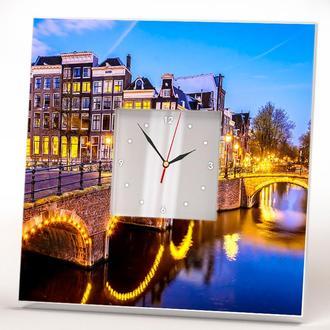 "Декоративные часы ""Амстердам"""