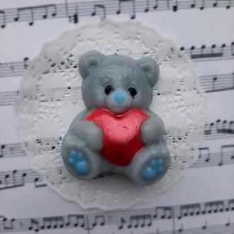 Мишка медведь медвежонок подарок Валентинка