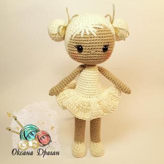 Вязаная кукла В'язана лялька