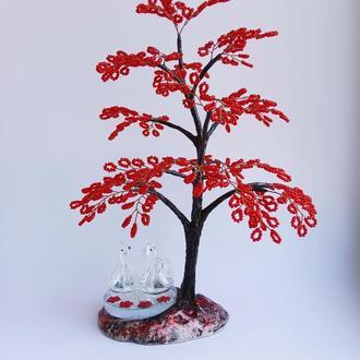 Дерево ко дню Святого Валентина