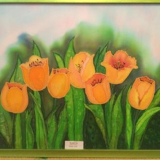 """Картина""""Тюльпаны"""""""