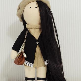 Кукла брюнетка Бизнес-леди
