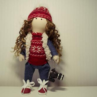 Кукла-Фотограф