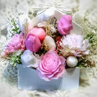 Букет Розовый