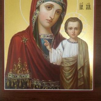 """Икона """" Богородица с младенцем """""""