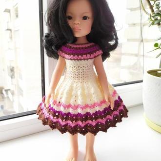 Плаття для ляльки Паола Рейну. Одяг для ляльок.