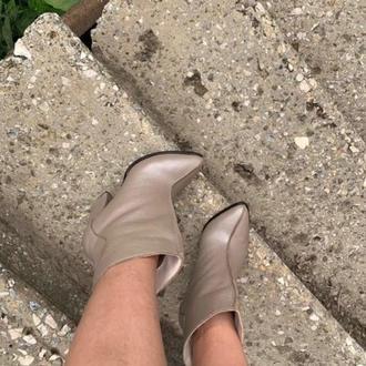 Ботинки ботильоны весна
