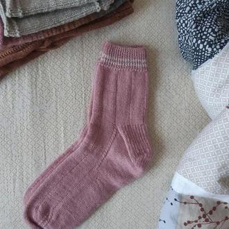 Вязаные носки, шерстяные носки, теплые носки