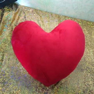 Золотое Сердце подушка