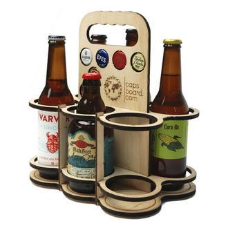 Ящик - конструктор для пива CAPS_BOХ_6