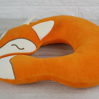 Лисичка оранжева в машину