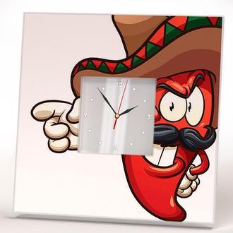"""Декоративные часы """"Мексикано"""""""