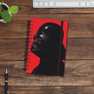 Скетчбук (блокнот) — Darth Vader