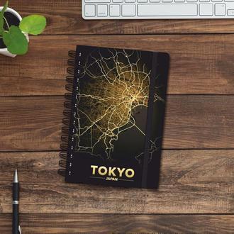 Скетчбук (блокнот) — Tokyo
