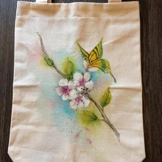 Эко-сумка Весна