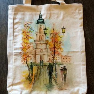 Эко-сумка Осень