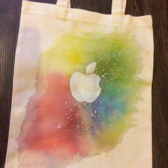 Эко-сумка Apple