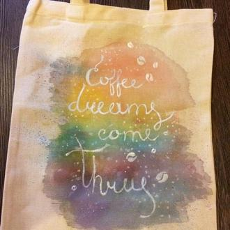 Эко-сумка Мечты