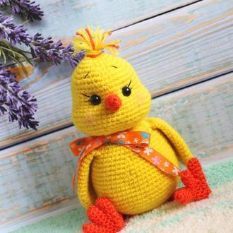 Цыпленок Курчик пасхальный