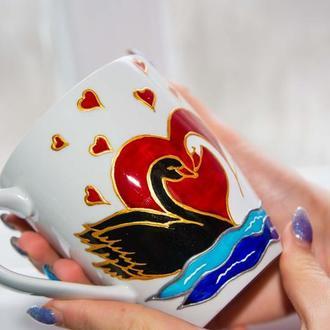 Чашка для чаю 'Закохані'