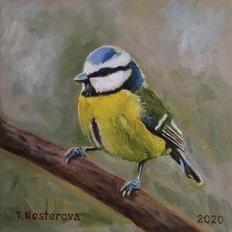 Пташка синичка