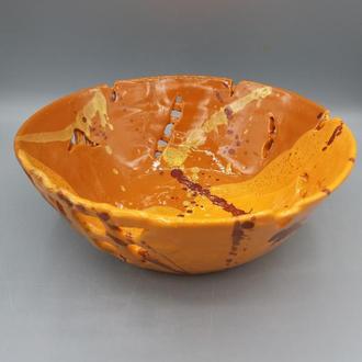 Конфетница керамическая.