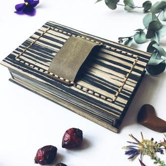 Подарочная Мини коробочка для мелких предметов.