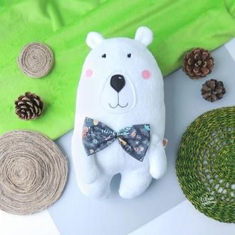 Плюшевая игрушка Белый медведь