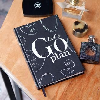 Планер/Ежедневник LP planner BLACK
