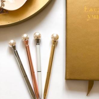 Ручки с жемчугом