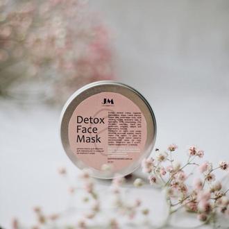 Detox Mask (очищающая маска для комбинированного и жирного типов кожи)