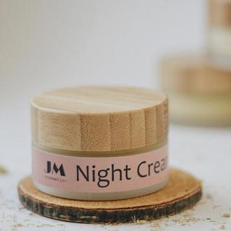 Ночной крем для сухого и нормального типа кожи