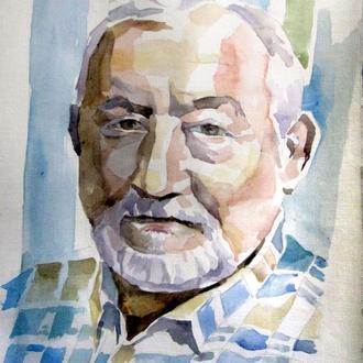 Заказной портрет с фотографии