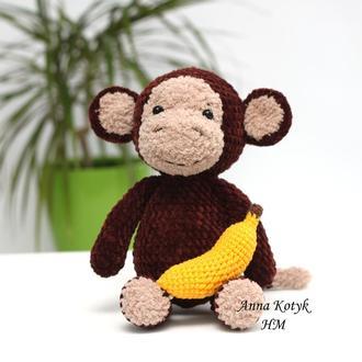 Игрушка обезьянка (Іграшка мавпочка)
