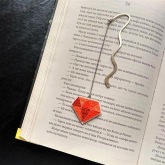 Закладка Кристал, Діамант