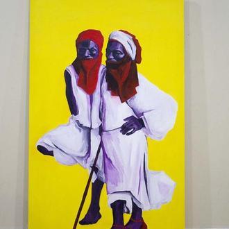 Картина Сахель.